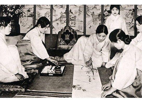 Korean Kisaeng