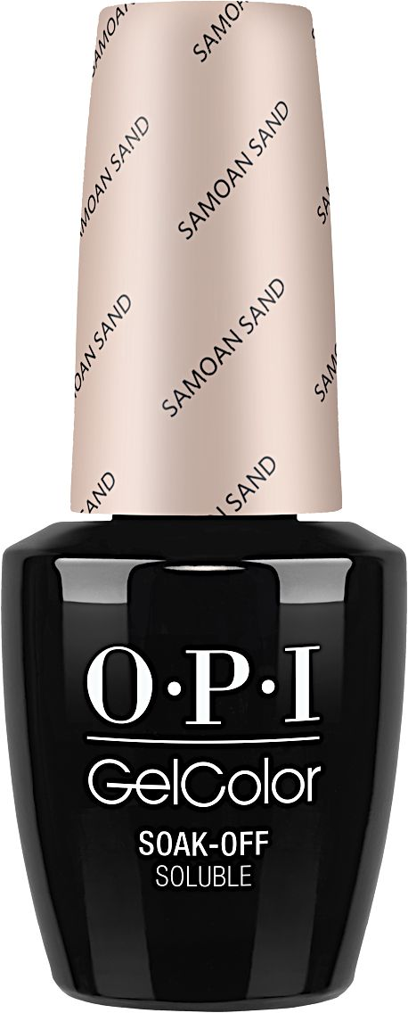 Samoan Sand - apparently the perfect nude polish...