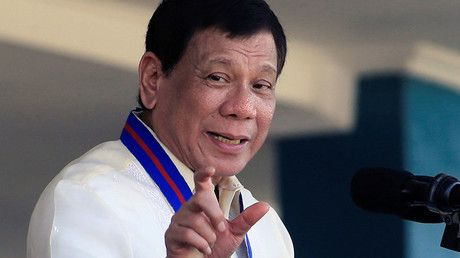 """Philippines President Rodrigo Duterte says he will not hesitate to have his own son murdered if allegations of his involvement in a $125-million drug shipment prove to be true. He has also vowed to """"protect the police who kill him."""" """"I said before my order was: 'If I have children who are into drugs, kill them so people will not have anything to say,'""""Duterte said in a speech on Wednesday night, as quoted by AFP. """"So I told Pulong : 'My order is to kill you if you are caught. And I will…"""