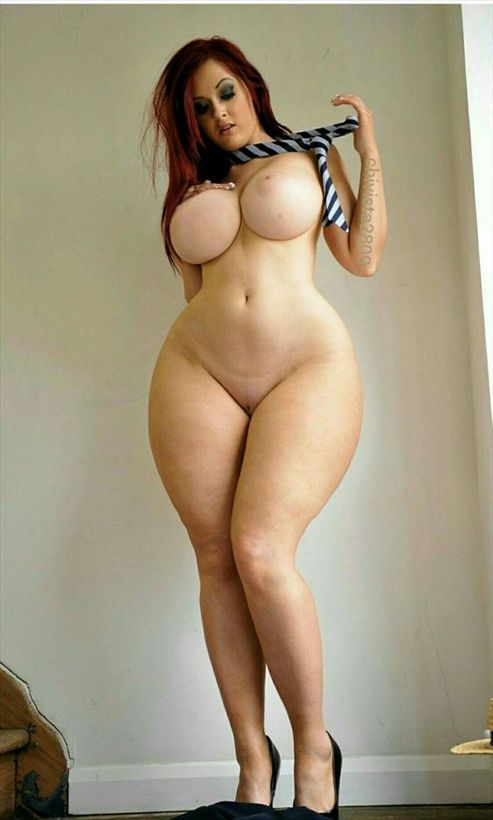 Hips women nude wide curvy