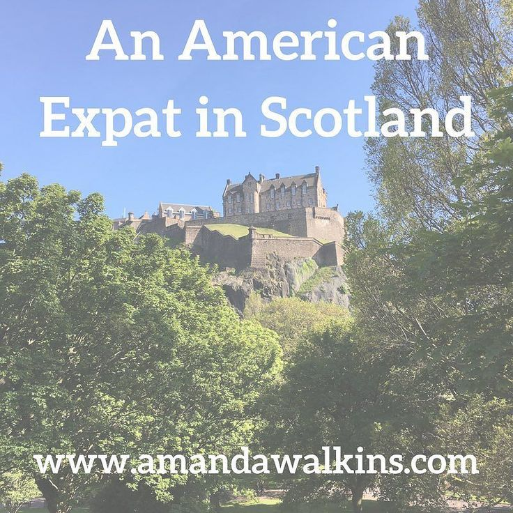 Latest #blog: tips from my time as an #American #expat in #Scotland. Link in bio  (Still waiting on that #Scottish flag emoji!)