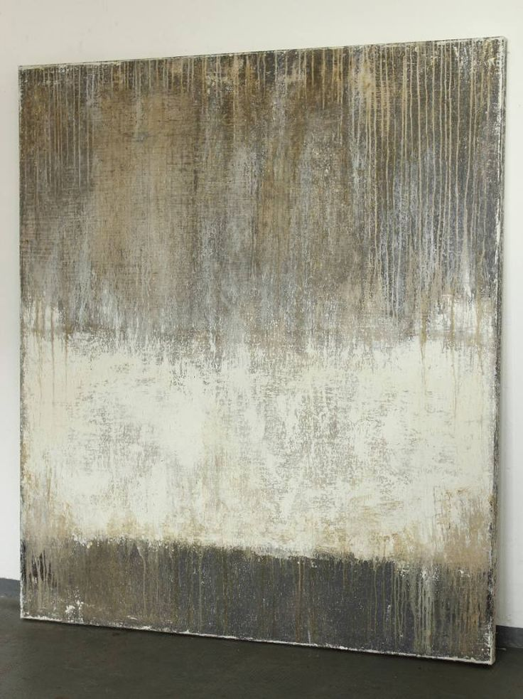 "Saatchi Art Artist Christian Hetzel; Painting, ""grey ground"" #art"