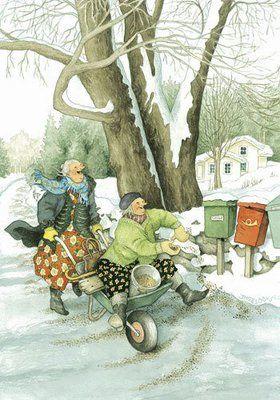 Inge Look Postkaarten 37