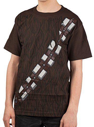 Star Wars I am Chewbacca Costume Adult T-Shirt - Brown