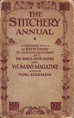 The Stitchery Annual Vol 1 (Downloadable PDF's of vintage crochet books)