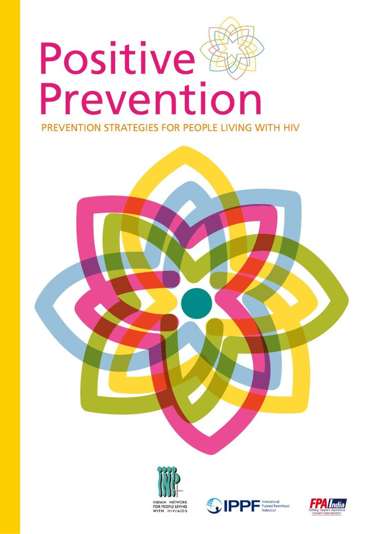 Positive Prevention - Prevention Strategies for People Living with HIV