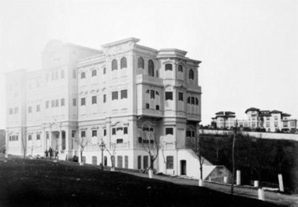 Fehim Paşa Konağı, 1905-1909 Nişantaşı