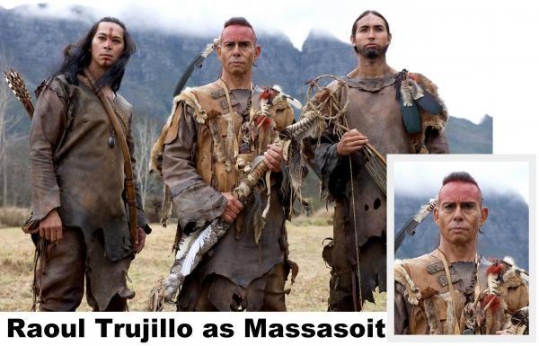 """It Was a Gift"" Native Actor Raoul Trujillo on NatGeo's Saints & Strangers - ICTMN.com"