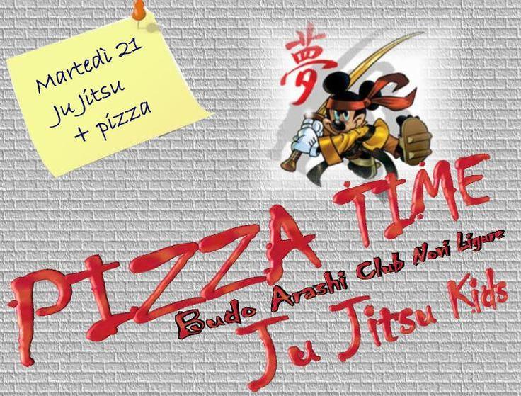 pizza time  #budoarashinovi #jujitsu #artimarziali #martialarts #jujitsunovi #martialartsnovi #jujisukids