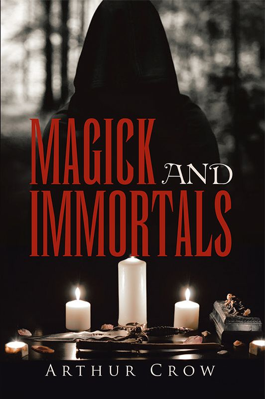New book out in hardcover! This is one epic-fantasy! Get your hands on it:  Book 1 of a trilogy - so prepare yourself for a wild, magickal and enthralling adventure!  Purchase your copy at Lulu: http://www.lulu.com/shop/arthur-crow/magick-and-immortals/hardcover/product-23232285.html