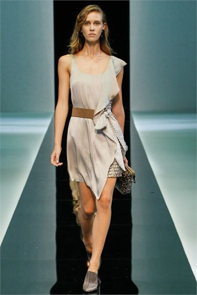 Emporio Armani - Spring Summer 2013 Ready-To-Wear - Shows - Vogue.it