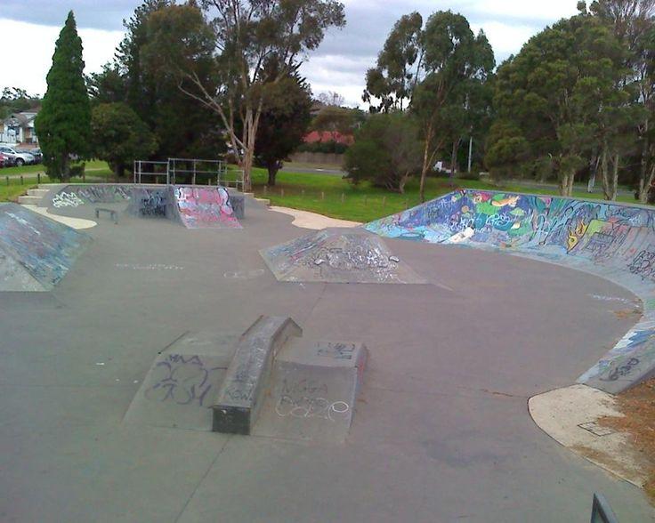 cool exterior skateparks - Google Search