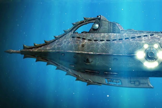 Seven Outrageous Luxury Submarines | Stuff to Blow Your Mind