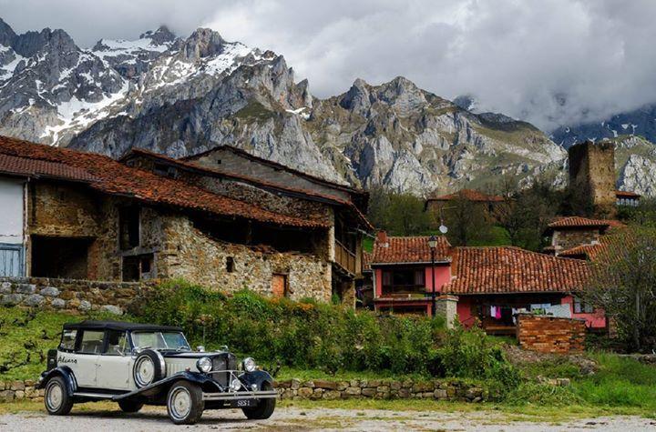 Santa Eulalia de Oscos, Asturias ESPAÑA