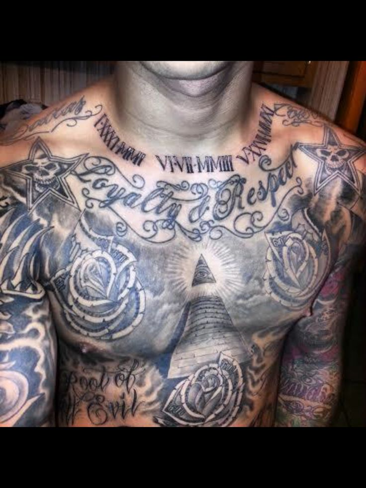 loyalty and Respect | Tattoos I like | Pinterest