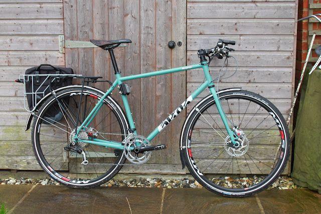 New bike build - my Dad bike « Singletrack Forum