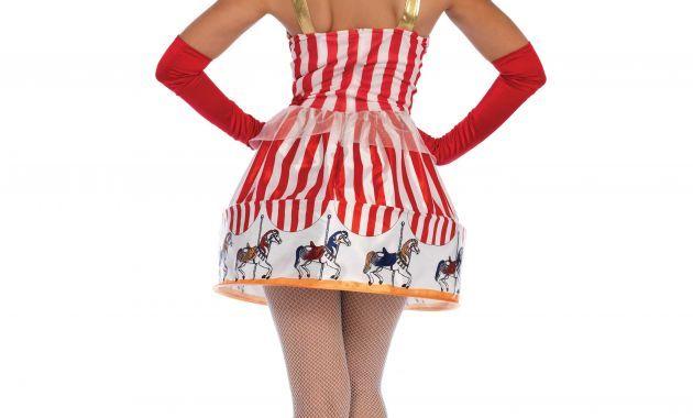 Teletubbies Halloween Costume Awesome Karussell Clown Damen Kostum