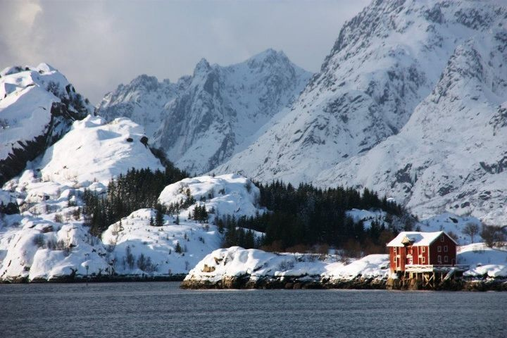 Northern Norway, want to go there!