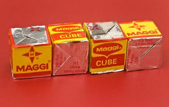 Maggi blokjes - onmisbaar in de Surinaamse keuken!
