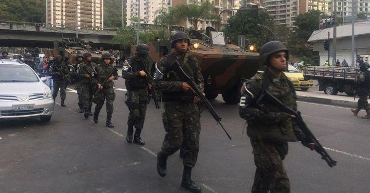 Troca de tiros no Rio tem pelo menos 3 mortos, 1 criança ferida e 4 presos