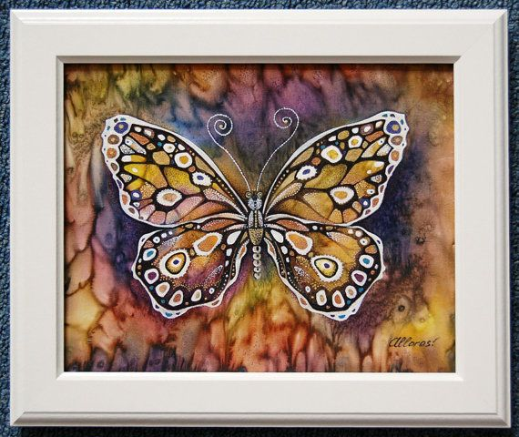 1038 Best Silk Painting Images On Pinterest