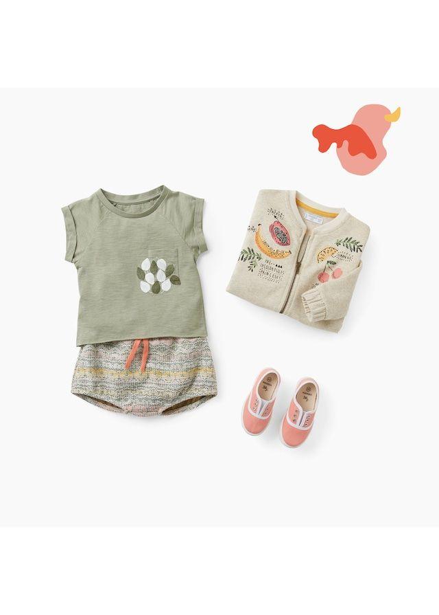 Moda de Bebé menina | MANGO Kids Portugal