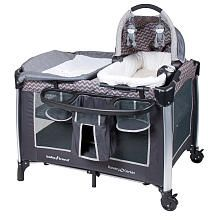 Baby Trend Go-Lite ELX Nursery Center - Venice i just LOVE this, but i dont need a convertable co sleeper and this. seems overboard