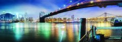 Brooklyn Köprüsü, Moises Levy (1000 parça, panorama) Anatolian puzzle 34,90 TL 33,85 TL (%3 havale indirimi)