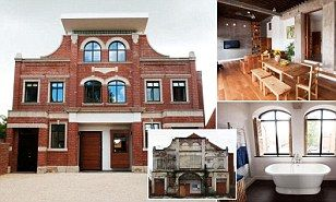 Grand Designs: South Yorkshire 1920s cinema transformed into family home | Daily Mail Online