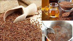 El té de linaza nos ayuda a bajar de peso de forma segura y sin hambre Pero lo que es más importante, nos hace adelgazar y evita el