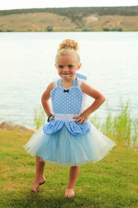 apron CINDERELLA  TUTU apron for girls by loverdoversclothing, $32.00