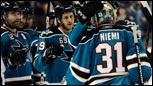 San Jose Sharks ... More importantly, NIEMI SAYS NO!
