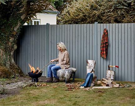 Byg et hegn til din have eller udestue helt efter din egen stil. Hos PLUS kan du vælge imellem forskellige designs og størrelse - så det passer præcist efter dine behov.