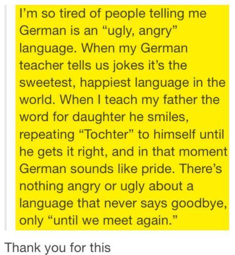 19 Beweise, dass Deutsch eine seltsame, aber auch grandiose Sprache ist – Romina❤