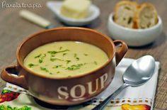 PANELATERAPIA - Blog de Culinária, Gastronomia e Receitas: Creme de Mandioquinha com Inhame
