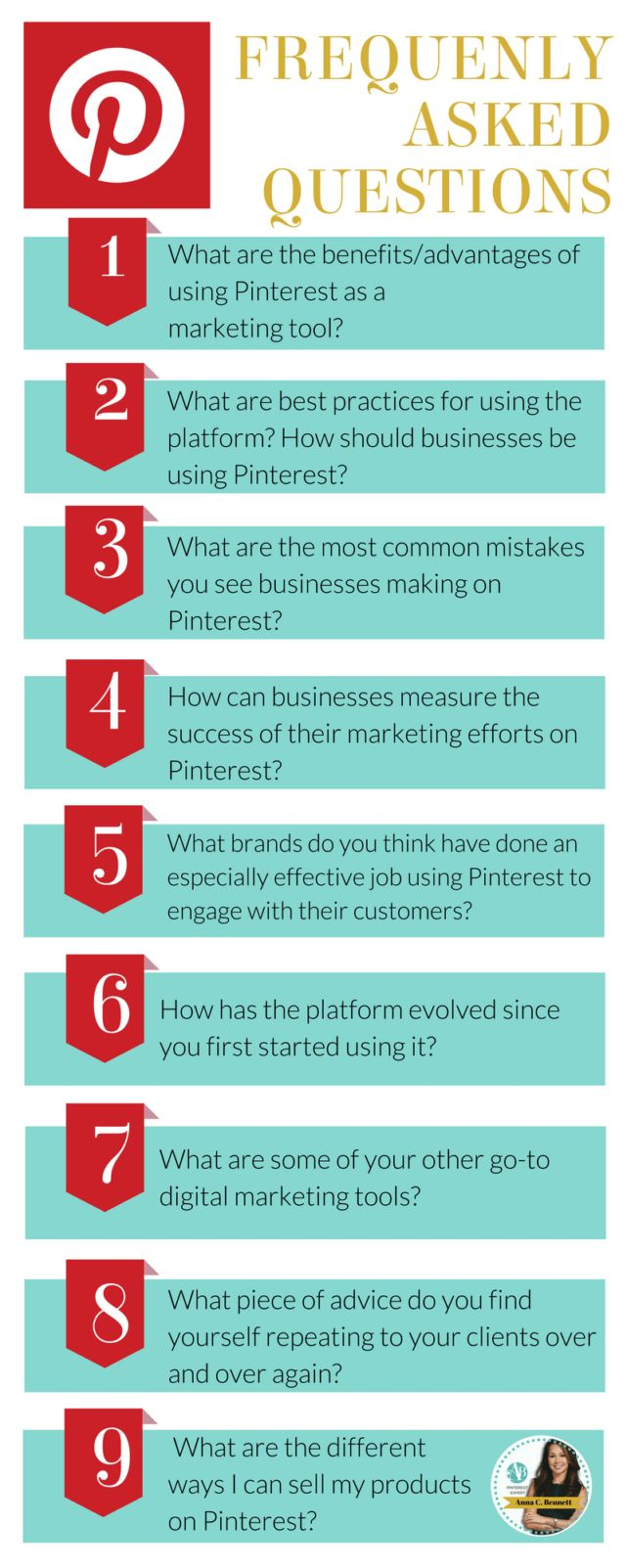 Pinterest Marketing Consultant Reveals The Top 9 Frequently Asked Questions