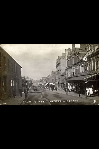 Front Street, Chester-le-Street How it's changed! Great photo