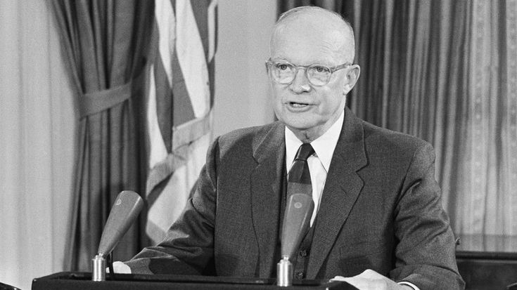 On Jan. 17, 1961, President Dwight Eisenhower gave the nation a dire warning about what he described as a threat to democratic government. He called it the military-industrial complex, a formidable union of defense contractors and the armed forces.