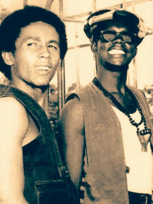 **The Wailers** Race Course, Kingston, Jamaica, ~1969/1970. ►►More fantastic pictures, music and videos of *The Wailing Wailers/The Wailers→'74/Bob Marley&The Wailers & Robert Nesta Bob Marley* on: https://de.pinterest.com/ReggaeHeart/