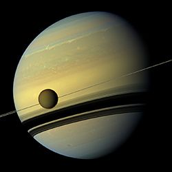 The latest news, images and videos from the Cassini mission, exploring Saturn and its moons since 2004.