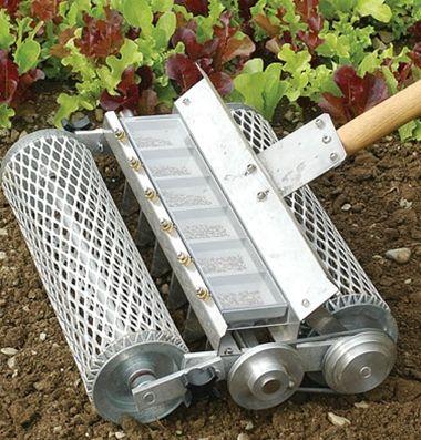 17 best images about garden seeder on pinterest gardens for Garden tools equipment sales