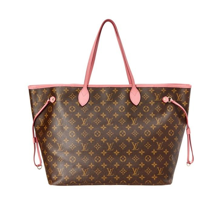 Louis Vuitton Limited Edition Pink Ikat Flower Monogram Canvas
