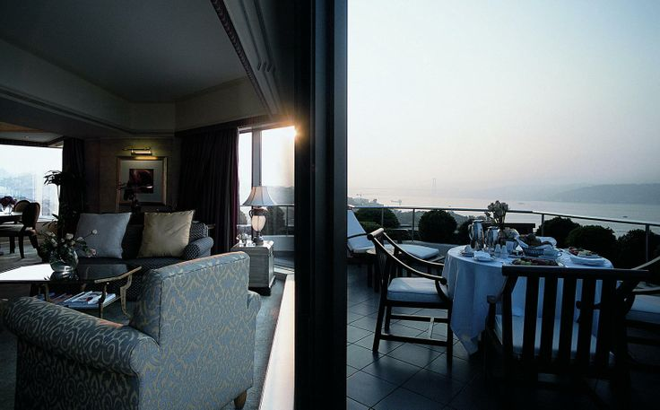 Swissotel the Bosphorus Istanbul -   Terrace Suite