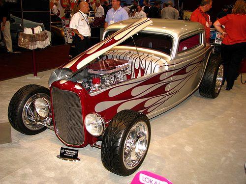 oh how I love this: Custom Hot Rods, Badass Cars, Classic Cars, Custom Riding, Cars Bike, Hot Cars, Hot Riding, Dreams Cars, Autos Show