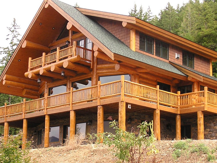 My aunt and uncles cabin, i only hope to someday have enough money to have one of my own.