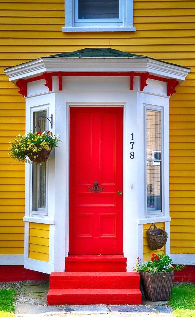 Best 25 Red Door House Ideas On Pinterest Front Door