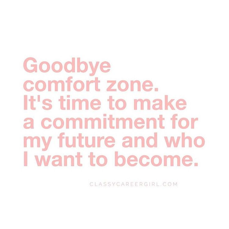 Create a contract with yourself that you WILL go after your dream career or business no matter what. http://www.classycareergirl.com