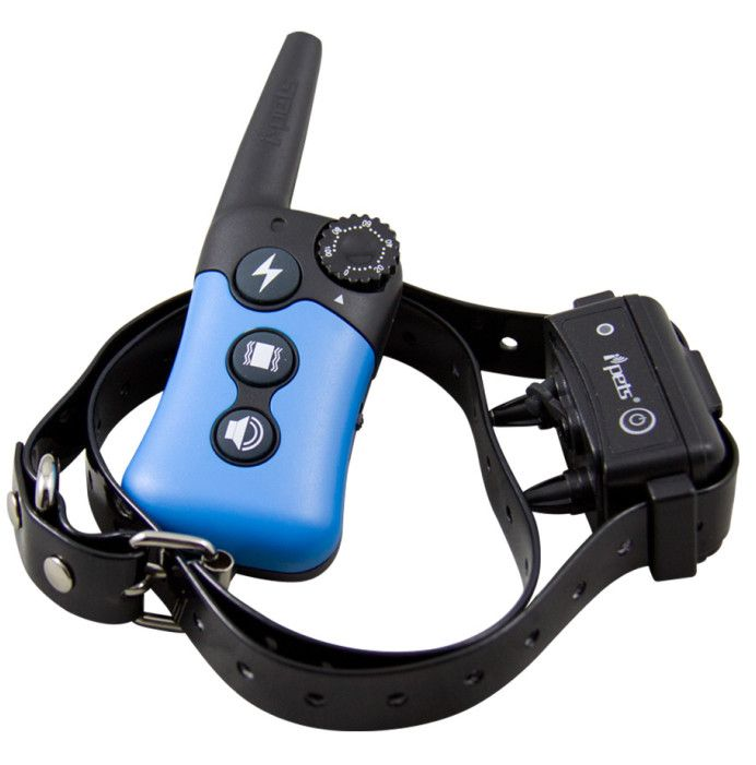 300m Remote Dog Training Collar Anti Bark Shocker, Petted Electric Waterproof Shock Dog Training Collar with Remote Control