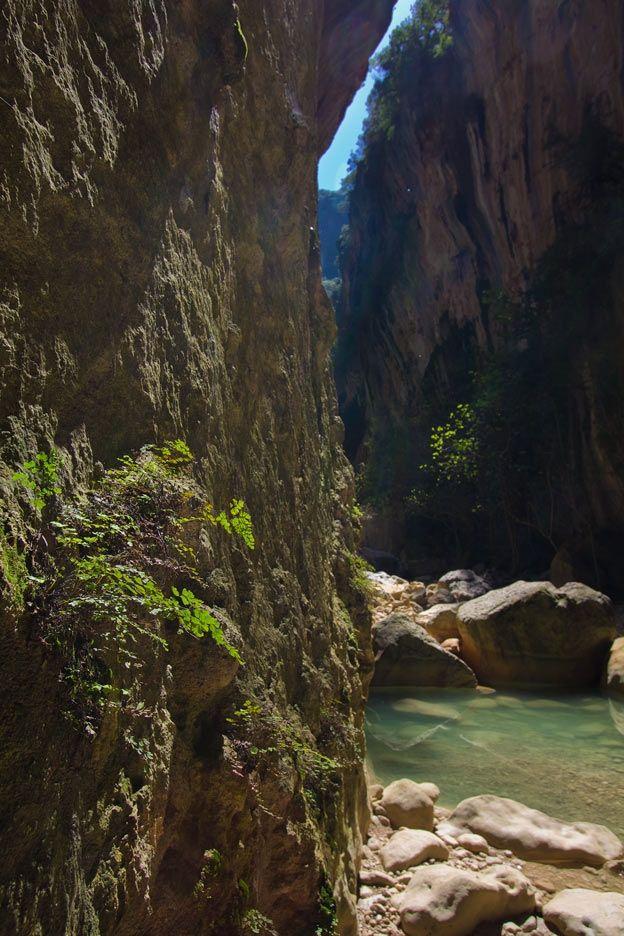 Sierra de Grazalema Natural Park in southern Spain