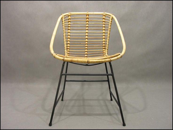 Rattan Chair .